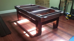 Jackson Pool Table Installations