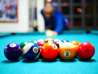 Sell a pool table