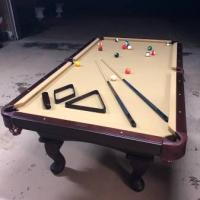 Olhausen Americana II 8' Pool Table